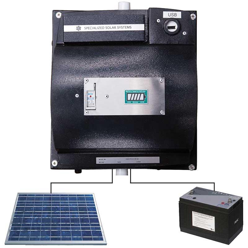 SS20 AC 150-350 DC Micro-grid