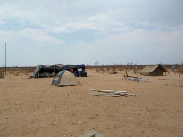 Borehole Pump Power In The Kalahari Specialized Solar