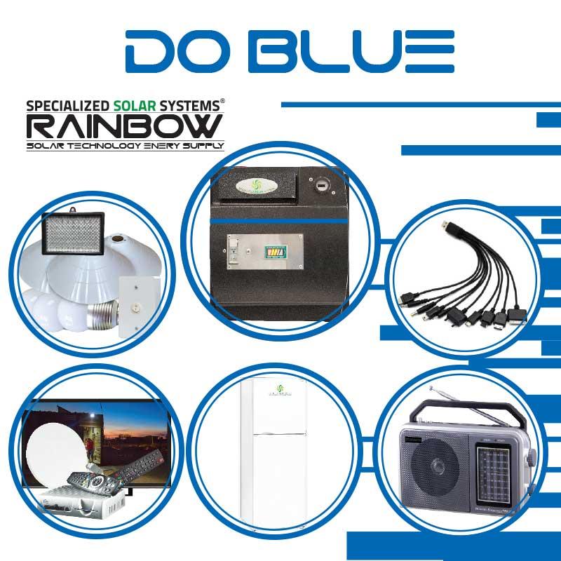 DO-BLUE Micro-grid