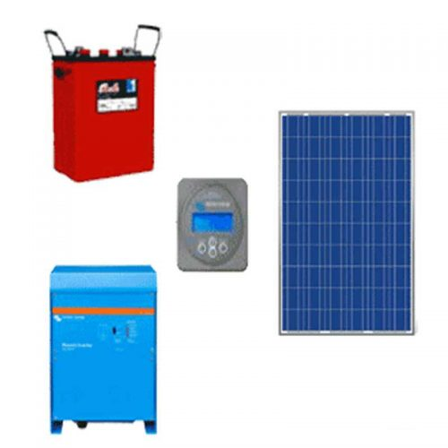 Complete off-grid Systems