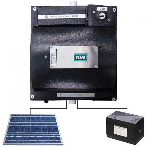 SS20 DC Micro-grid Solar Range